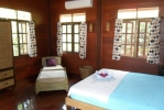 Teak house for sale