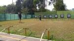 15 metre target