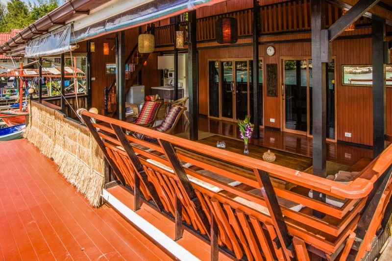 Koh Chang Holiday Villa Rental - Sundeck