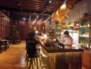Bar area at Baan Ta Klua