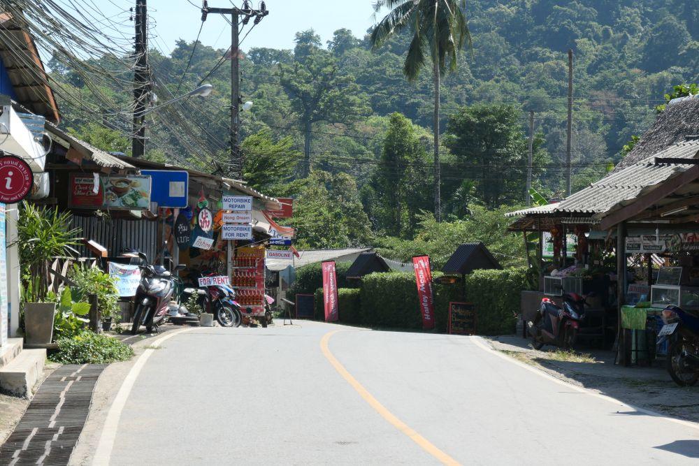 Centre of the village