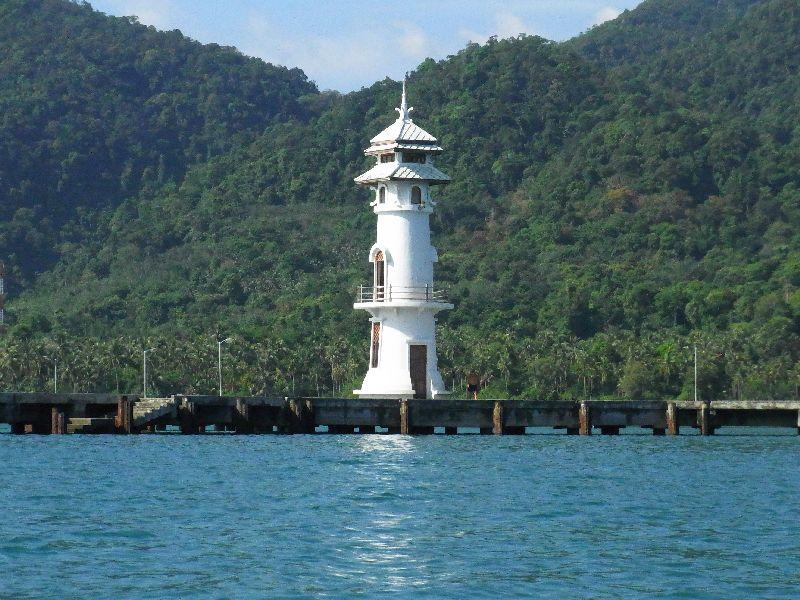 Bangbao lighthouse