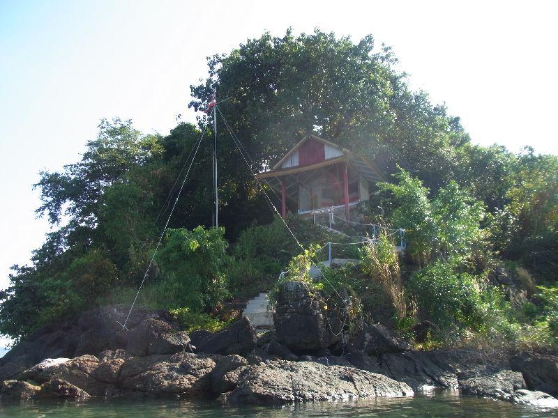 Navy shrine