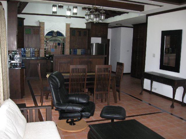 Kitche/ Living area