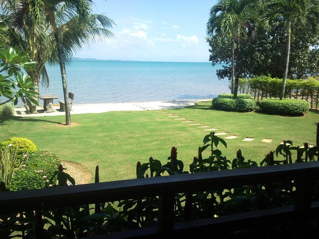 Koh Chang beach house for rent