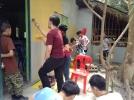 Painting at Cambodia Kids School Koh Chang