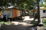 Cambodia town