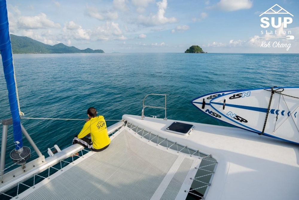 Koh Chang catamaran charter and day trips