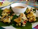 Miang Pla at Chowlay Seafood Bangbao