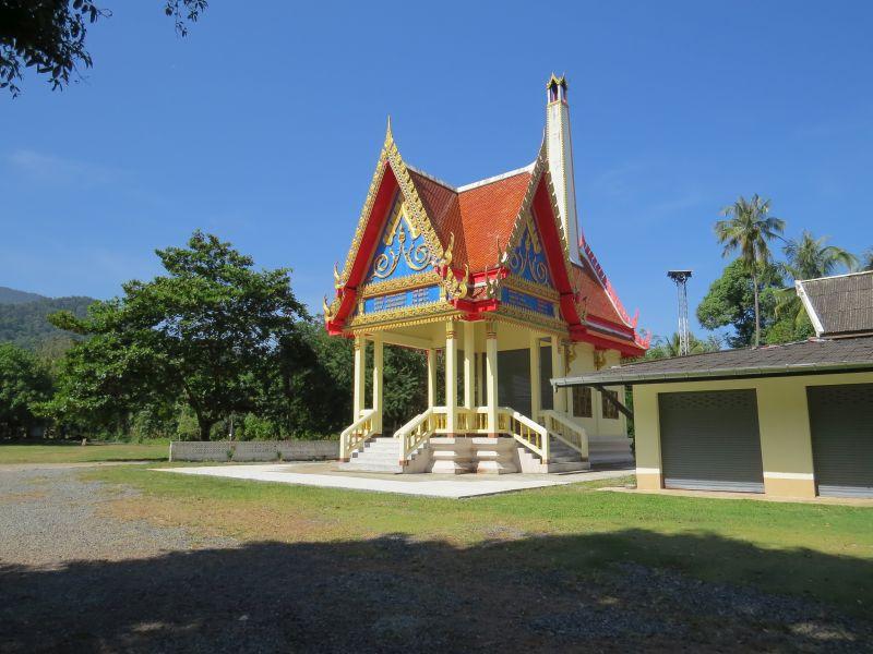 Temple crematorium