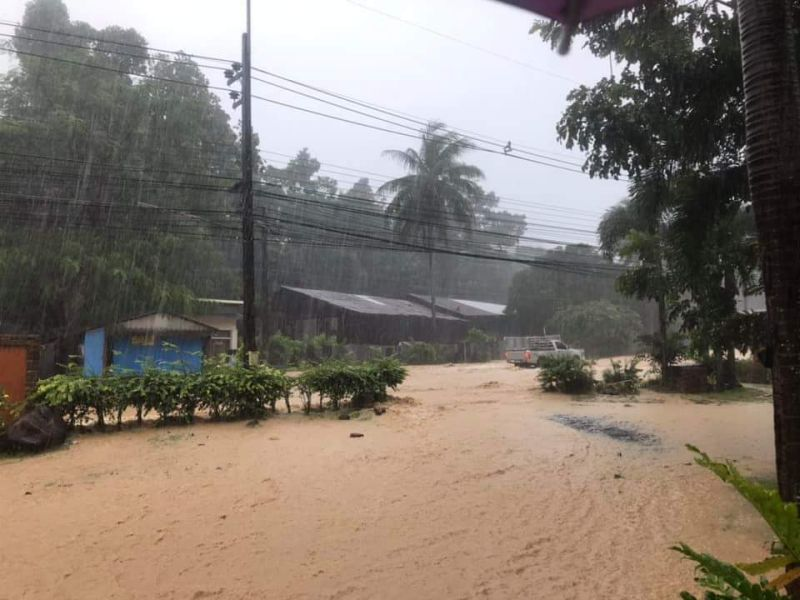 Koh Chang Flood 2019
