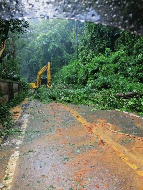 Koh Chang Flood 2019
