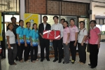 Staff at Koh Kood hospital