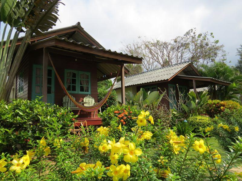 Holiday Beach Resort On Koh Mak Island