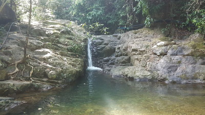 Klong Jao Leuam waterfall
