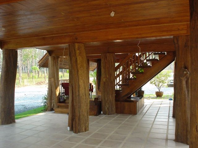 Teak House For Sale On Koh Chang
