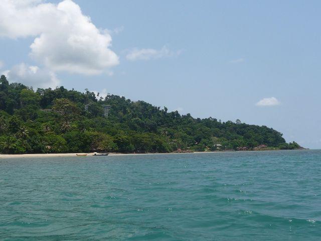 Southern End of Kai Bae Beach