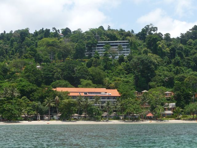 Sea View Reosrt with Siam Bay Resort bungalows