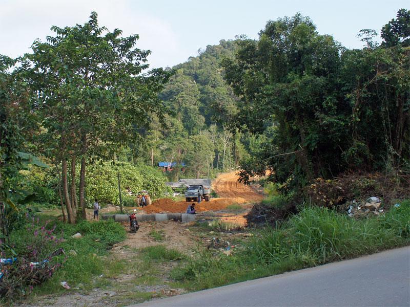 New Kai Bae road