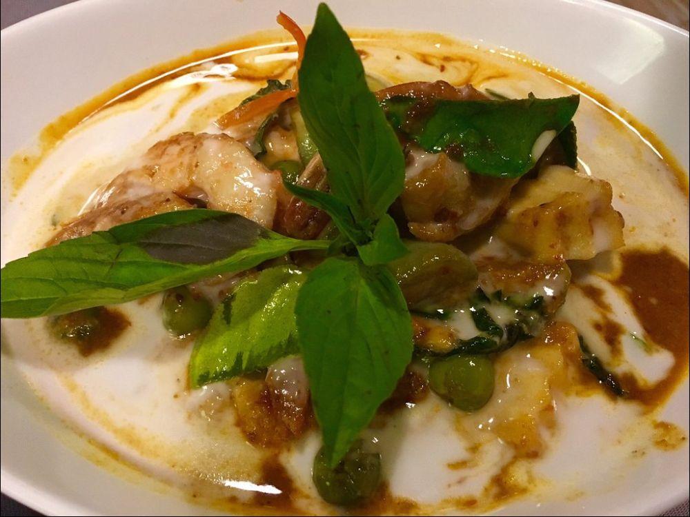 Massaman at Kati Culinary