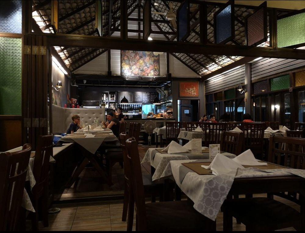 Exterior of Kati Culinary, Klong Prao