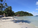 South end of Klong Prao beach