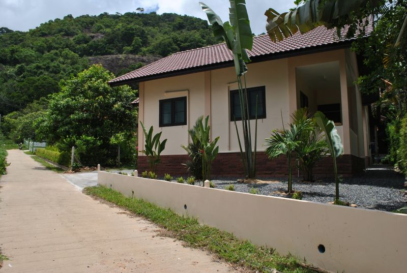 Two Bedroom House For Rent on Koh Cang