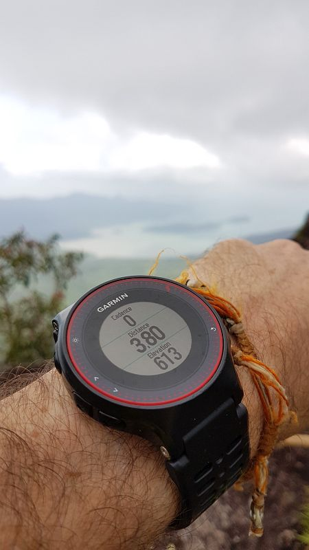 3.8Km, just over 600m altitude