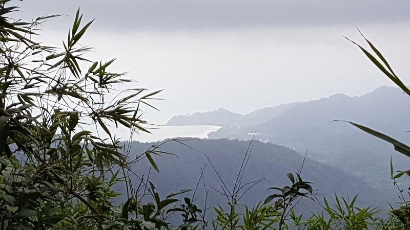 View to Chai Chet peninsula