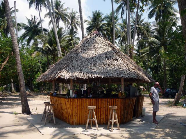 Ernie Barnes Beach Bar