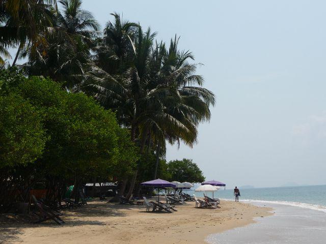 More Quiet beach