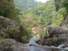 Top of Klong Plu waterfall