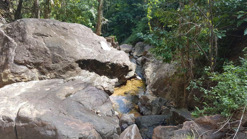 Klong Neung waterfall