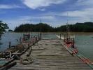 Klong Son village
