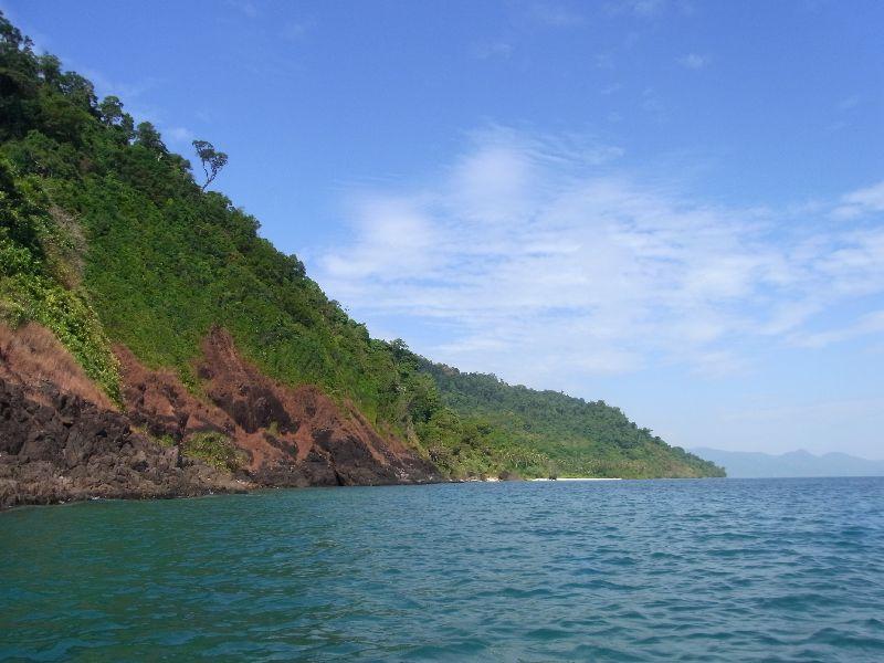 Near southwest of Koh Klum