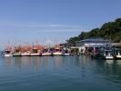 Fishing fleet in Ao Yai
