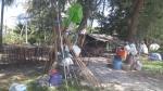 Fisherman's camp