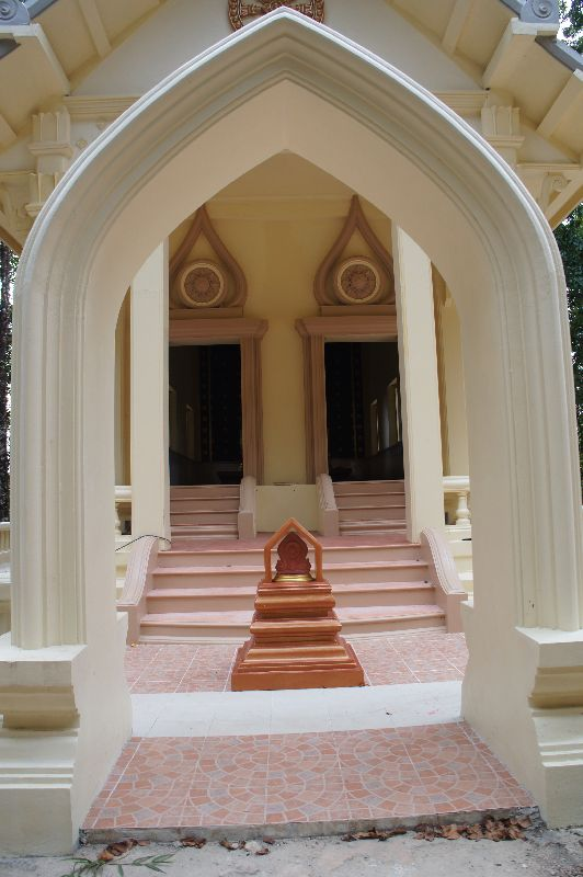 Temple at Klong Prao