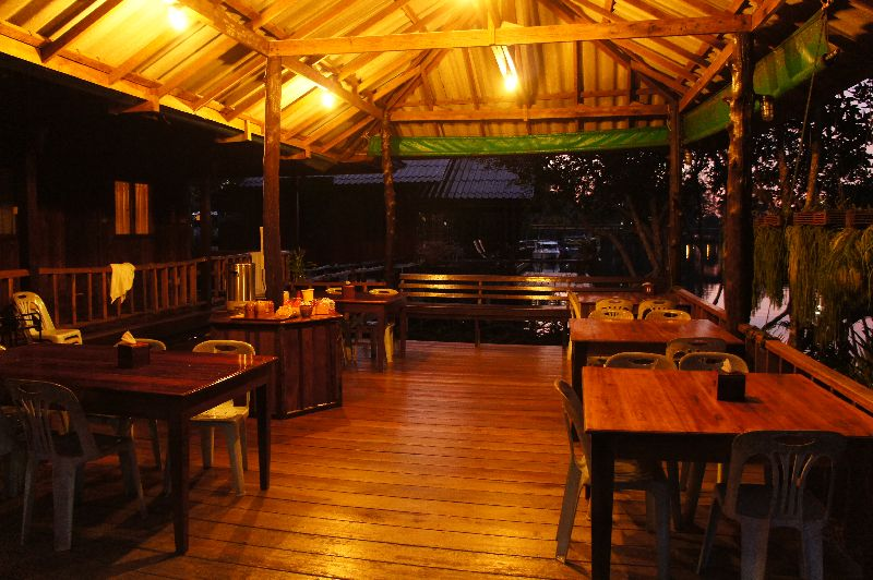 Klong Chao Homestay restaurant