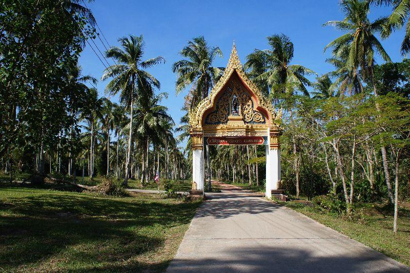 Temple at Baan Ao Noi