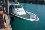 Nimmungorn Express Boat - 350 Baht from mainland