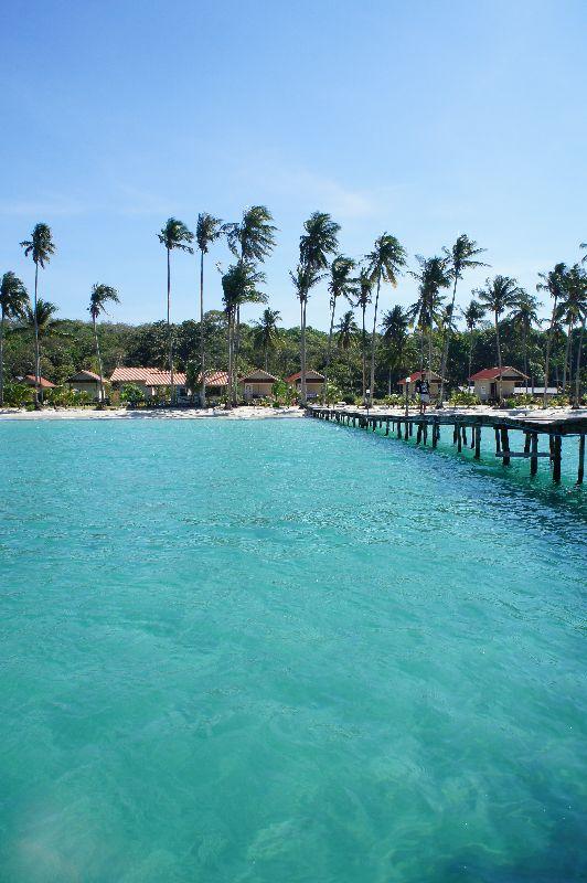Pier at The Beach Natural Resort