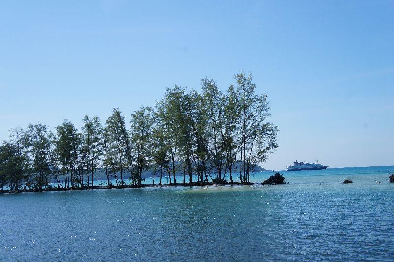 Klong Chao Estuary & Ngam Kho beach
