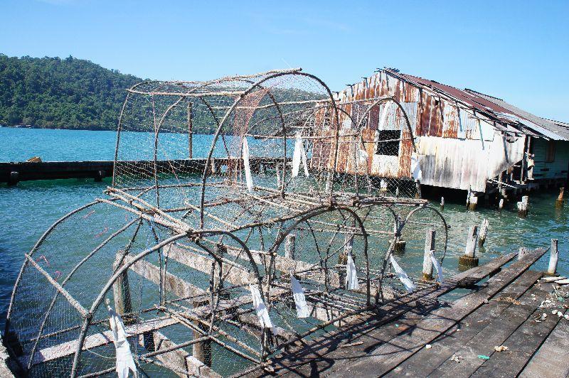 Ao Salad Fishing Village