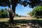 Buddha statue at Ao Salad