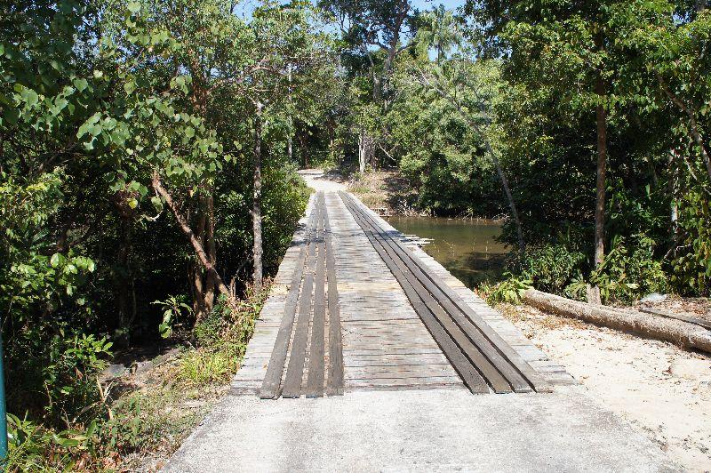 More wooden bridges