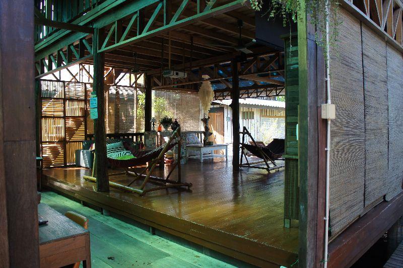 The beautiful Baan Makok hideaway