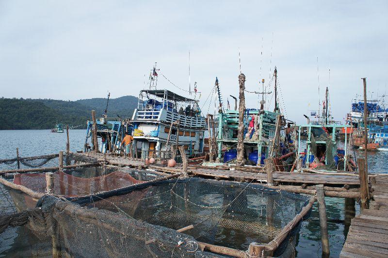 Ao Yai Fishing village