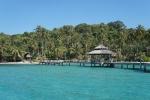 Aoi Noi Resort pier