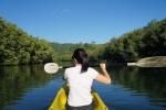Kayaking in Klong Chao
